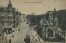 Stettin, Am Königstor