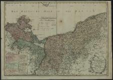 Das Herzogthum Pommern nach seiner jetzigen Abtheilung aus den besten Hülfsmitteln und den neusten astronomischen Beobachtungen