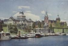 Stettin, Die Hakenterrasse