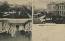 Stettin, Städt. Krankenhaus