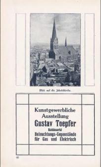 Jahresbericht und Mitgliederverzeichnis : Bezirksverein Altstadt. 1913