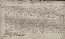 [List Jakuba Ludwika Sobieskiego królewicza polskiego z 21 lipca 1733 r.]