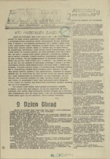 """Komunikat Prezydium Zarządu Regionu Pomorza Zachodniego NSZZ """"Solidarność"""". 1981 nr 52"""