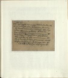 Listy Stanisława Ignacego Witkiewicza do żony Jadwigi z Unrugów Witkiewiczowej. Kartka pocztowa z 28.08.1928