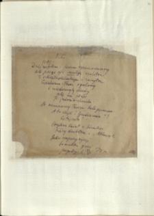 Listy Stanisława Ignacego Witkiewicza do żony Jadwigi z Unrugów Witkiewiczowej. List z 09.05.1929.