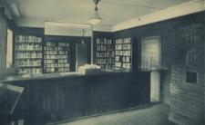 Stadt- und Volksbücherei Stettin, Ausleihe der Volksbücherei Zweigstelle Bismarckstrasse