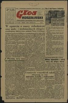 Głos Koszaliński. 1950, sierpień, nr 218