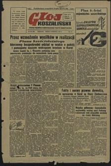 Głos Koszaliński. 1950, sierpień, nr 221