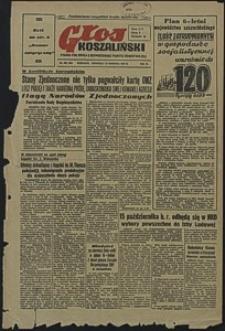 Głos Koszaliński. 1950, sierpień, nr 222