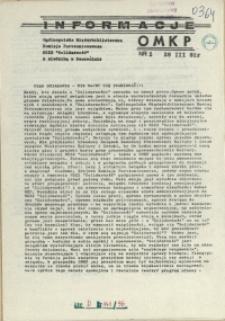 Informacje OMKP. 1981 nr 2