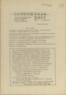 Informacje OMKP. 1981 nr 4