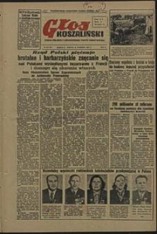 Głos Koszaliński. 1950, wrzesień, nr 255