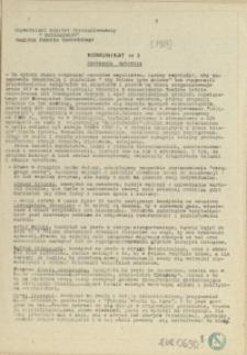 Komunikat. 1989 nr 3