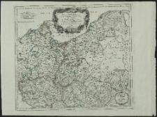 Partie Septentrionale du Cercle de Haute Saxe qui contient le Duché de Poméranie et le Marquisat de Brandebourg