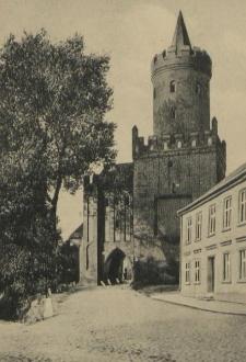 Cammin in Pommern, Bautor