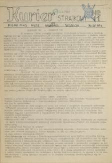 """Kurier Strajkowy : pismo MKS NSZZ """"Solidarność"""". 1988 nr 11"""