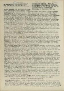 Informacje Bieżące. 1984 z dn. 27. 01.