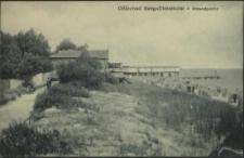 Ostseebad Berg-Dievenow, Strandpartie
