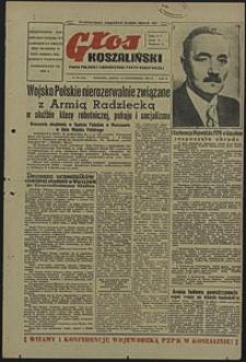 Głos Koszaliński. 1950, październik, nr 283