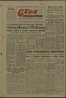 Głos Koszaliński. 1950, październik, nr 284