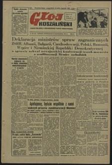 Głos Koszaliński. 1950, październik, nr 292