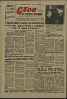 Głos Koszaliński. 1950, październik, nr 295