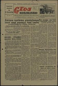 Głos Koszaliński. 1950, październik, nr 298