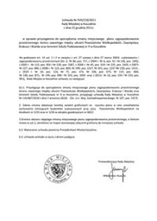 Uchwała Rady Miejskiej w Koszalinie nr XVII/218/2011