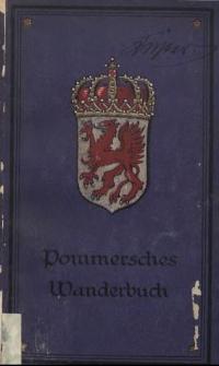 Pommersches Wanderbuch
