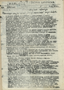 Krawędź : Ziemia Gryfińska. 1983 nr 6