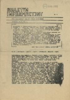Biuletyn Informacyjny. 1982 nr 13