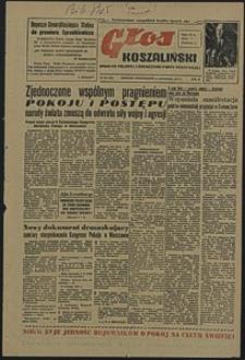 Głos Koszaliński. 1950, listopad, nr 320