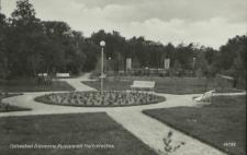 Ostseebad Dievenow, Kurpark mit Freilichtbühne