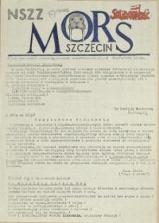 Mors : pismo zakładowe Przedsięb. R.-P. 1989 nr 5