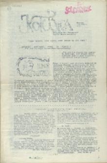 Kotwica : dwutygodnik jednego z KOS-ów na terenie Pomorza Zachodniego. 1982 nr 5