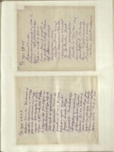 Listy Stanisława Ignacego Witkiewicza do żony Jadwigi z Unrugów Witkiewiczowej. List z 09.02.1933. List z 08.02.1933.