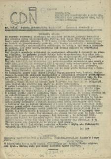 """CDN : pismo społeczno-informacyjne NSZZ """"Solidarność"""" Reg. Pom. Zach. 1986 nr 10"""