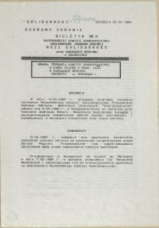Biuletyn Wojewódzkiej Komisji Koordynacyjnej Pracowników Ochrony Zdrowia. 1990 nr 9