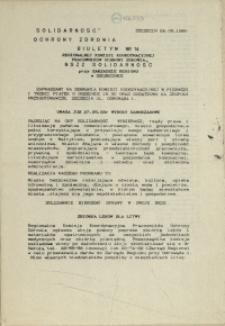 Biuletyn Wojewódzkiej Komisji Koordynacyjnej Pracowników Ochrony Zdrowia. 1990 nr 14