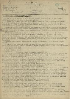 Jedność : Organ Międzyzakładowego Komitetu Strajkowego przy Stoczni im. Adolfa Warskiego. 1982 nr 16/75