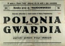 """[Afisz. Inc.:] W walce o """"Puchar Polski"""" zdobywaj siły do walki o plan sześcioletni [...]"""