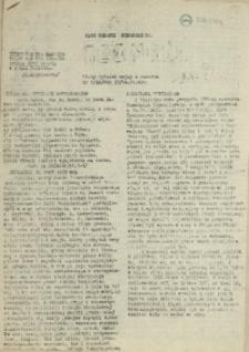 Jedność : Organ Międzyzakładowego Komitetu Strajkowego przy Stoczni im. Adolfa Warskiego. 1983 nr 1