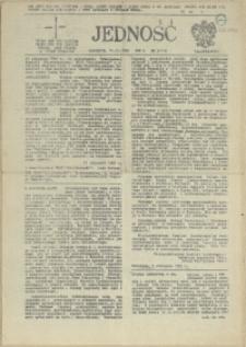 Jedność : Organ Międzyzakładowego Komitetu Strajkowego przy Stoczni im. Adolfa Warskiego. 1985 nr 2