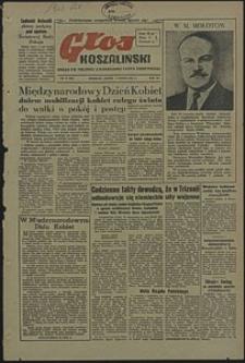 Głos Koszaliński. 1951, marzec, nr 67