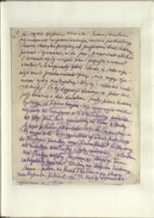 Listy Stanisława Ignacego Witkiewicza do żony Jadwigi z Unrugów Witkiewiczowej. List z 08.09.1936.