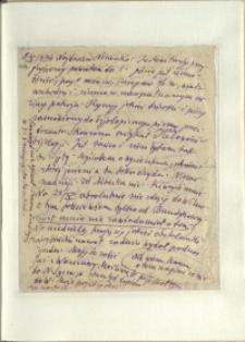 Listy Stanisława Ignacego Witkiewicza do żony Jadwigi z Unrugów Witkiewiczowej. List z 08.10.1936.