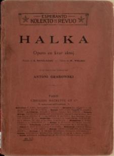Halka : opero en kvar aktoj