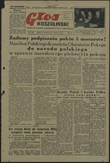 Głos Koszaliński. 1951, kwiecień, nr 89
