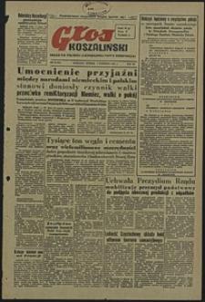Głos Koszaliński. 1951, kwiecień, nr 90