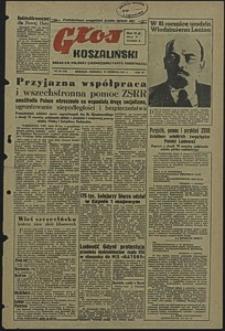 Głos Koszaliński. 1951, kwiecień, nr 109